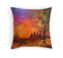 Autumn 56 Throw Pillow