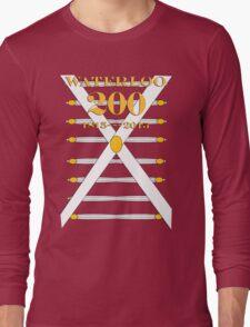 Battle of Waterloo 200th Anniversary Long Sleeve T-Shirt
