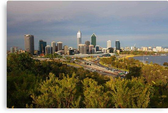 Perth Western Australia  by EOS20