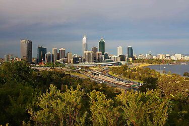 Perth Western Australia  by EOS20