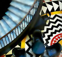 A CRAZY BEAUTIFUL CAFE IN BERLIN by Angelika  Vogel