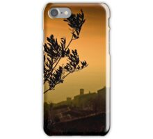 Olive tree iPhone Case/Skin