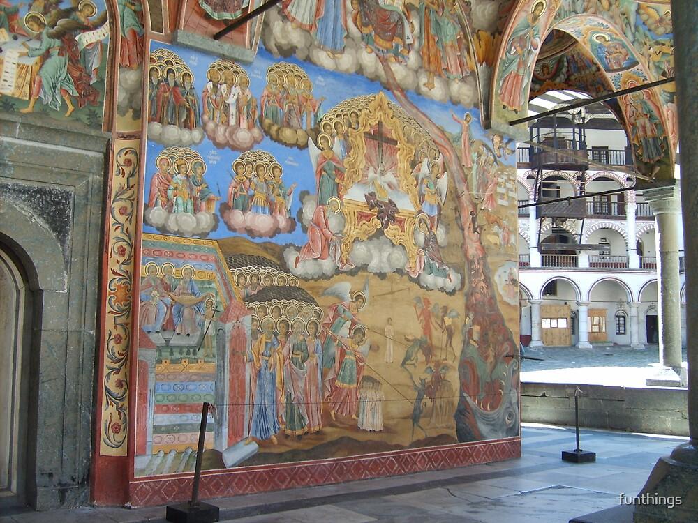 Rila Monastery #3 by funthings