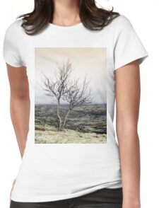 Rondane National Park, Norway. Womens Fitted T-Shirt