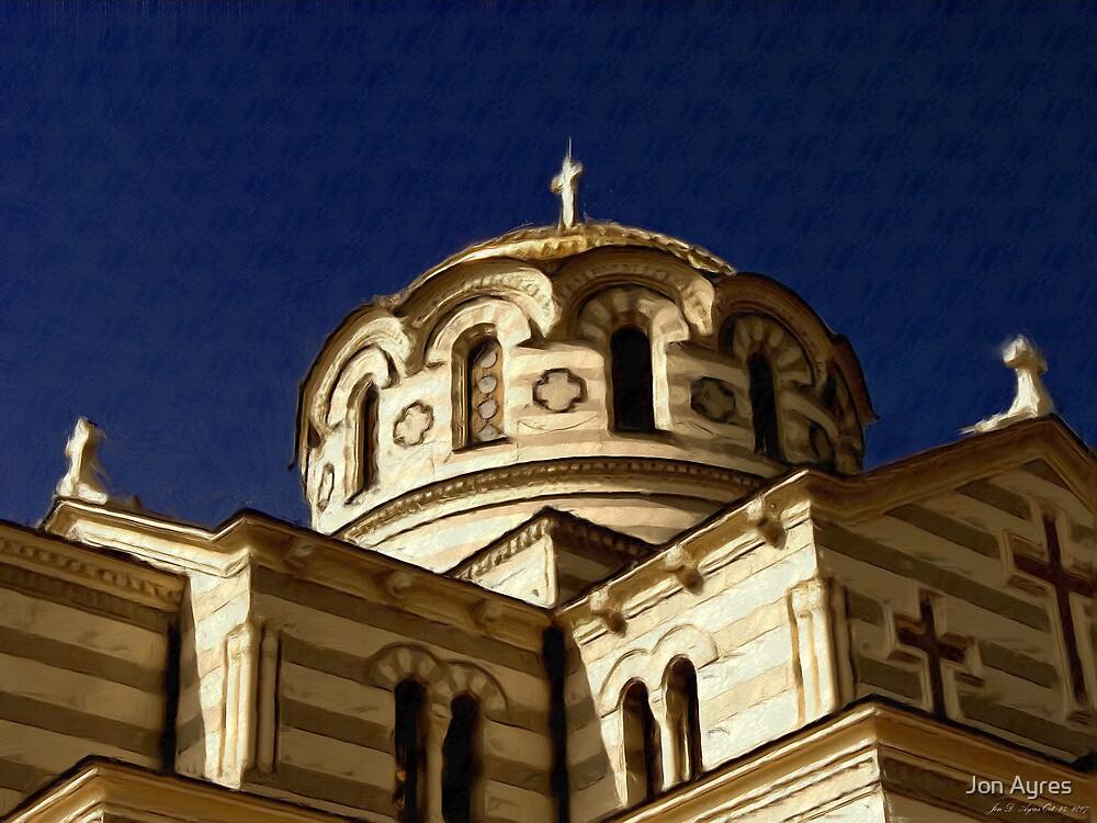 St. Vladimir Cathedral4 by Jon Ayres