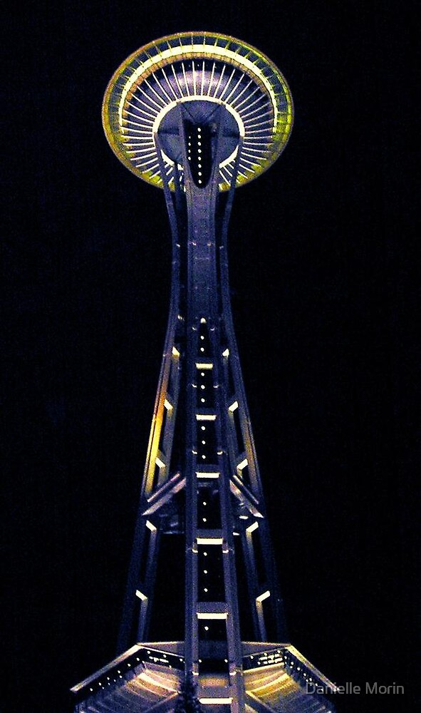 Space Needle by Danielle Morin