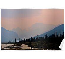 Mountain Majesty Poster
