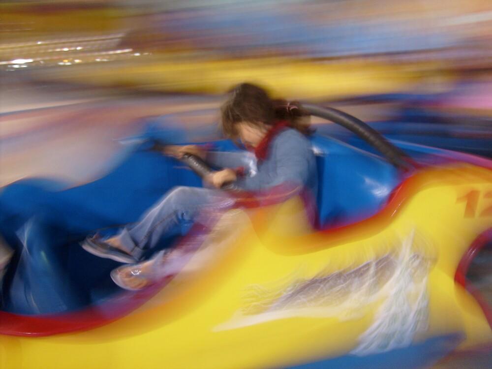 Spinning by duke