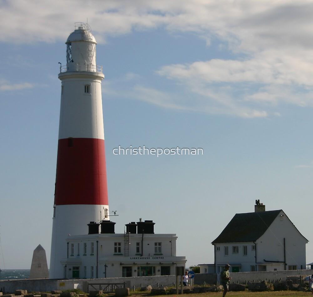 portland lighthouse by christhepostman