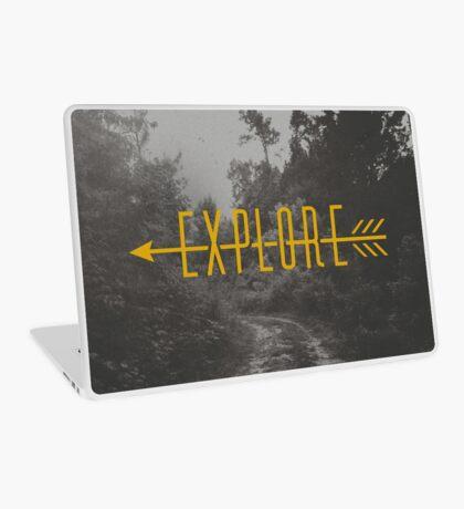 Explore (Arrow) Laptop Skin
