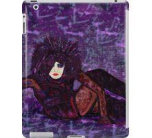 Siouxsie Sioux iPad Case/Skin