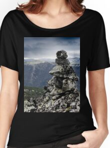 Rondane National Park, Norway. Women's Relaxed Fit T-Shirt