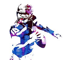 Russell Wilson by BritishYank