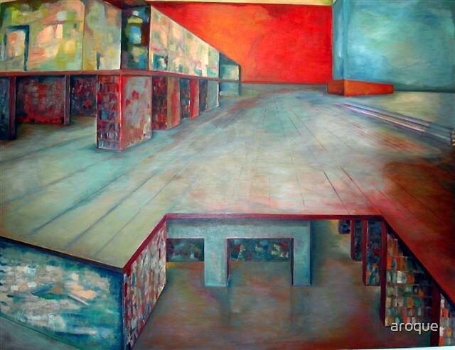 Biblioteca VI by aroque