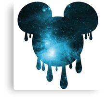Space Mouse Canvas Print
