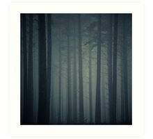 The Pine Forest Art Print