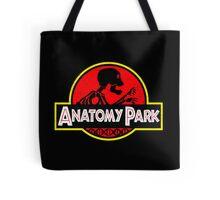 Anatomy Park - movie poster shirt Tote Bag