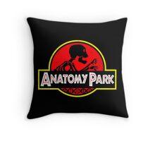 Anatomy Park - movie poster shirt Throw Pillow