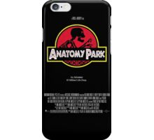 Anatomy Park - movie poster shirt iPhone Case/Skin