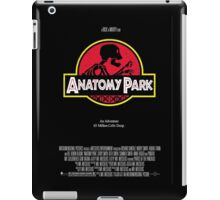 Anatomy Park - movie poster shirt iPad Case/Skin