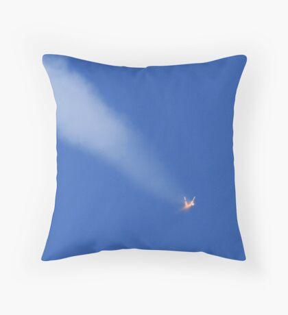 SRB Separation Throw Pillow