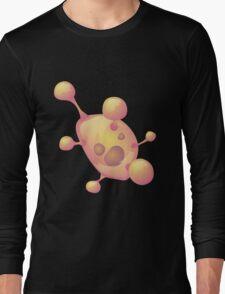 Glitch Wardrobia mental item 07 w1 Long Sleeve T-Shirt