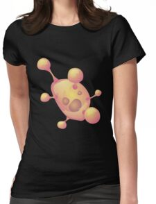 Glitch Wardrobia mental item 07 w1 Womens Fitted T-Shirt