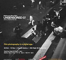 Unsensored 07 by Jodie Noonan