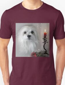 Snowdrop the Maltese - The Light in my Life ! T-Shirt
