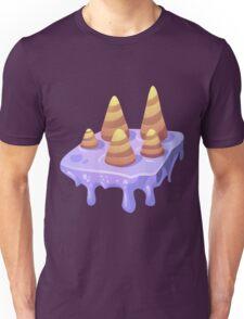 Glitch Wardrobia mental item 09 w1 Unisex T-Shirt