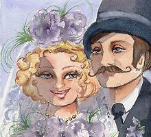 wedding by Elsa Wendt