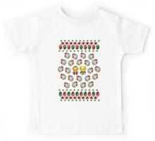 A Very Cucco Christmas Kids Tee