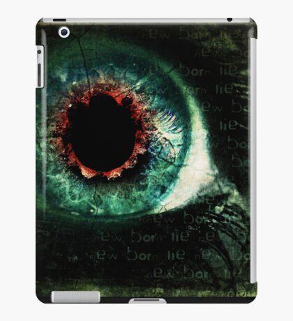 New Born Lie iPad Case/Skin