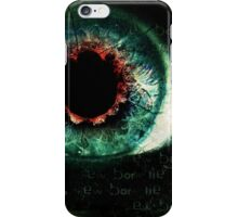 New Born Lie iPhone Case/Skin