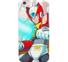 Maverick Hunter Zero iPhone Case/Skin
