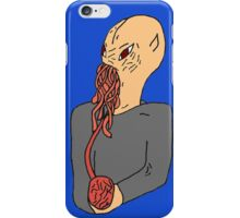 The peaceful Ood iPhone Case/Skin