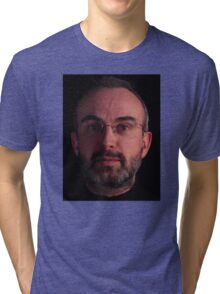 Fan Mr. Hurpeau Tri-blend T-Shirt