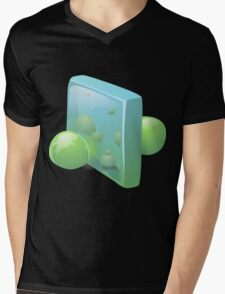 Glitch Wardrobia mental item 14 w1 Mens V-Neck T-Shirt