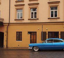 1959 Cadillac Eldorado in Old Town. by miniailov