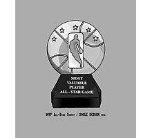MVP All-Star Trophy / Smile Design 2014 Photographic Print