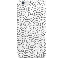 circles (phone case) iPhone Case/Skin