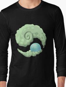 Glitch Wardrobia mental item 15 w1 Long Sleeve T-Shirt