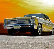 1966 Chevrolet Nova SS by DaveKoontz