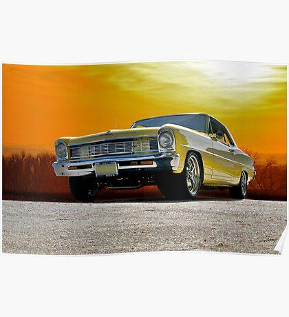1966 Chevrolet Nova SS Poster