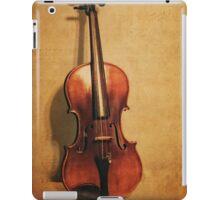 Violin Solo iPad Case/Skin