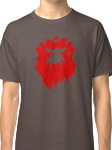 12 Monkeys - Terry Gilliam - Wall Drawing Red Classic T-Shirt
