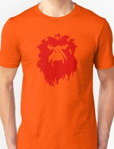 12 Monkeys - Terry Gilliam - Wall Drawing Red Unisex T-Shirt