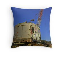 The Crane Throw Pillow