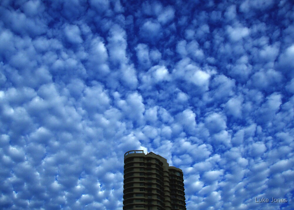 Sky high by Luke Jones