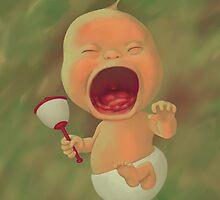 The Scream by Tabitha Ashton